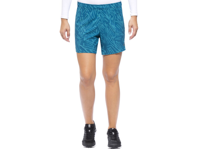 ae48db61ea9 asics Woven Hardloop Shorts Dames blauw l Online outdoor shop Campz.nl